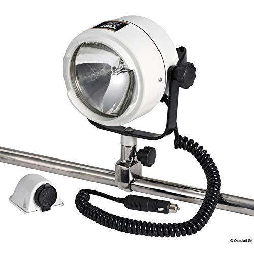 OSCULATI Faro profondità LED Night-Eye II Attacco pulpito