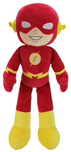 Animal Adventure | DC Comics Justice League | Flash | 21' Collectible Plush, Red (56062)