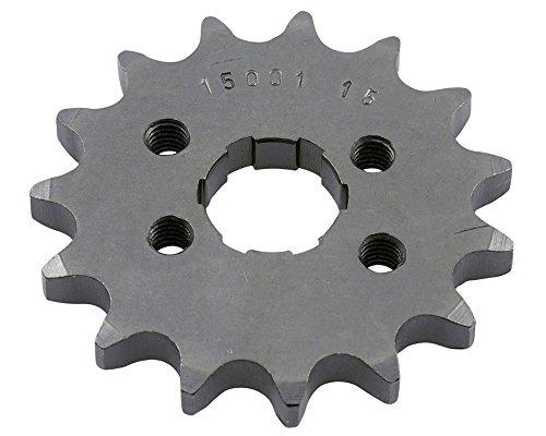 Ritzel 15 Zähne Stahl 428er Teilung (1/2x5/16) für Daelim VL 125 Daystar Classic VL125F 2002-2005