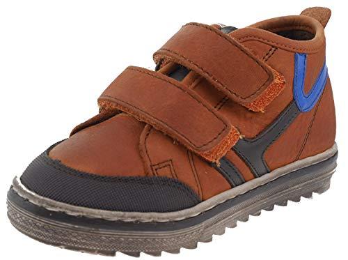 Billowy 6535c56 Leder Sneaker braun, Groesse:24.0