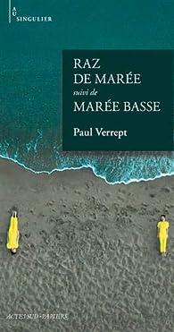 Raz de marée suivi de Marée basse par Paul Verrept