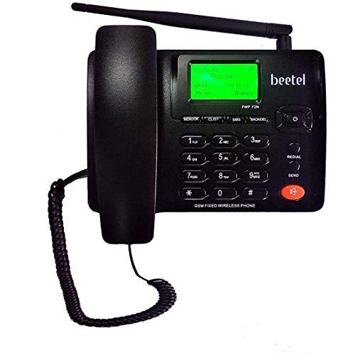 BEETEL F2N GSM Fixed Wireless Phone (Dual SIM)