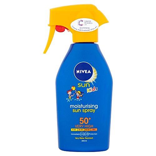 NIVEA Sun Kids 50 Plus Spray solare idratante 300 ml