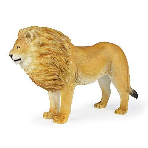 RECUR Figura de acción de león Juguetes Animales de Vida