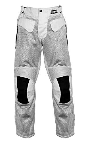 Pantalones veraniegos para motero