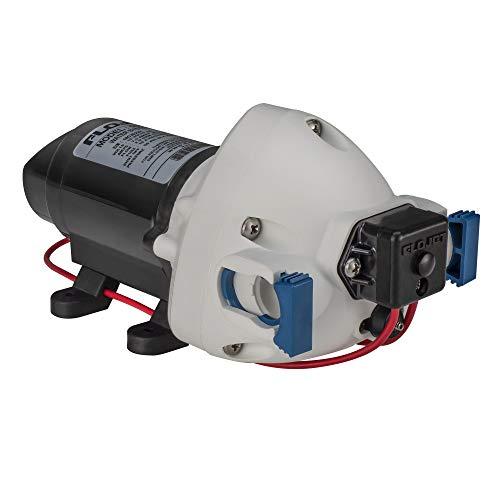 Flojet 03526-144A Triplex Diaphragm Automatic Water System Pump, 2.9 GPM 50 PSI, 12 volt DC (2)