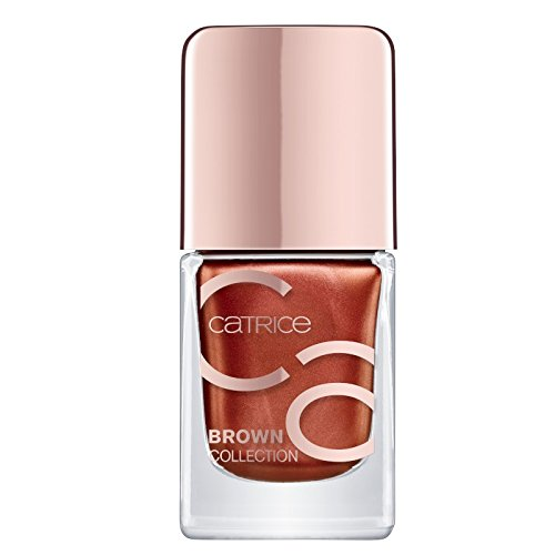 Catrice - Nagellack - Brown Collection Nail Lacquer - Goddess of Bronze