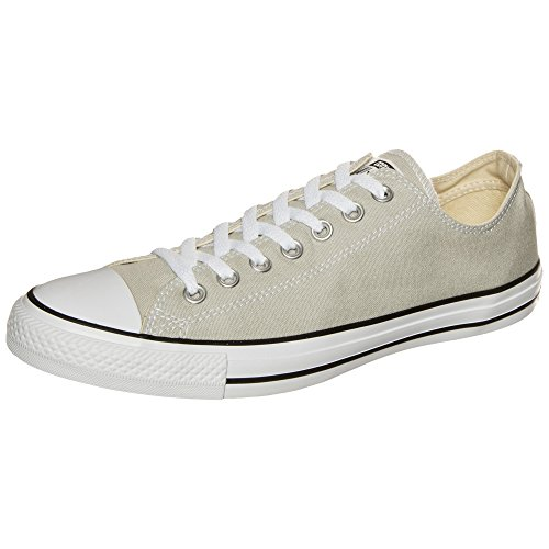Converse Chuck Taylor All Star Fresh Colors Ox, Sandalias con Plataforma Unisex Adulto, Gris (Light Surplus), 36.5 EU