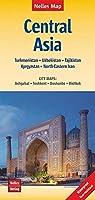 Central Asia Turkmenistan-Uzbekistan-Kyrgyzstan (2019)