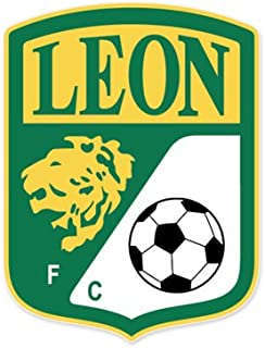Leon FC - Mexico Football Soccer Futbol - Car Sticker - 5