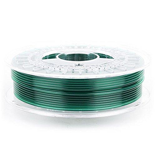 colorFabb PLA 8719033552548 3D Print filament, GREEN TRANSPARENT