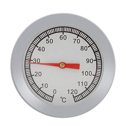 Barbecue Thermometer 1pc BBQ Pizza Grill Thermometer Temperatuurmeter 120 ℃ voor Barbecue Koken