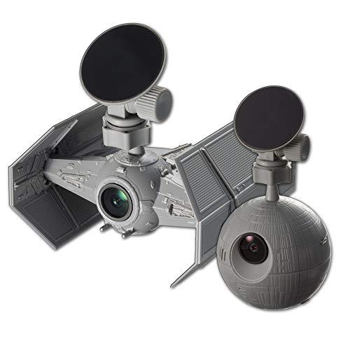 スターウォーズ・ドライブレコーダー STAR WARS DRIVE RECORDER/SW-MS01 ドライブレコーダー 前後カメラ