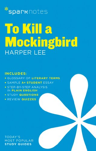 To Kill a Mockingbird SparkNotes Literature Guide (Volume 62) (SparkNotes Literature Guide Series)