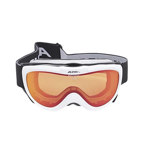 ALPINA - Skibrille Free Spirit HM, weiß, S2