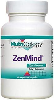 NutriCology ZenMind 60 Vegetarian Capsules