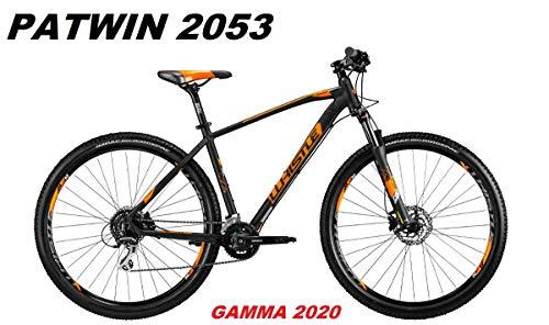WHISTLE Bici PATWIN 2053 Ruota 29 Shimano ACERA 16V SUNTOUR XCM RL Gamma 2020 (53 CM - L)