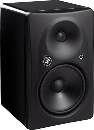 Sale!! Mackie 8-Inch 2-way High Resolution Studio Monitor - Black (HR824mk2)