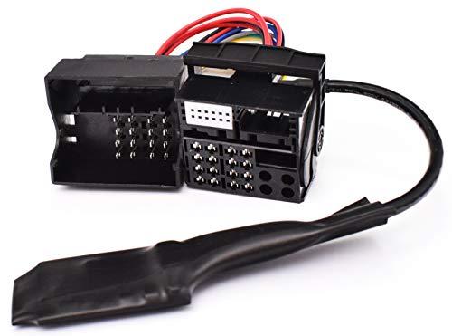 BlueMusic Interfaccia musicale Bluetooth compatibile con Quadlock a 12 pin VW AUX IN