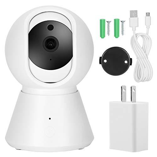 XQ 1080P 360 Grados Inalámbrico Cámara De Vigilancia Panorámica CAM Baby Monitor Nosotros 100-240 V