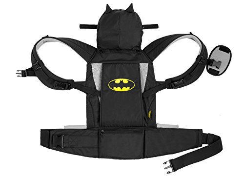 KidsEmbrace Batman Baby Carrier, DC Comics Deluxe Carrier with...