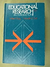 Educational Research: An Introduction.