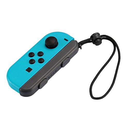 Jiayuane Longe de corde de main de bande de courroie de poignet Pour Nintendo Switch Game Joy-Con Contrôleur