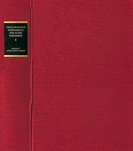 Theologisches Wörterbuch zum Alten Testament, Band IX: Aramäisches Wörterbuch: Aramaisches Worterbuch (Theologisches Wörterbuch zum Alten Testament/ Leinen, 9, Band 9)