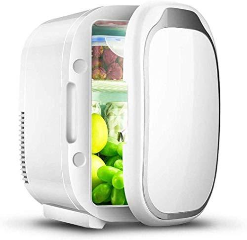 RTRD 6L Coche refrigerador Congelador Refrigeración Calefacción Car Dual Uso Camión Coche Pequeño Mini refrigerador