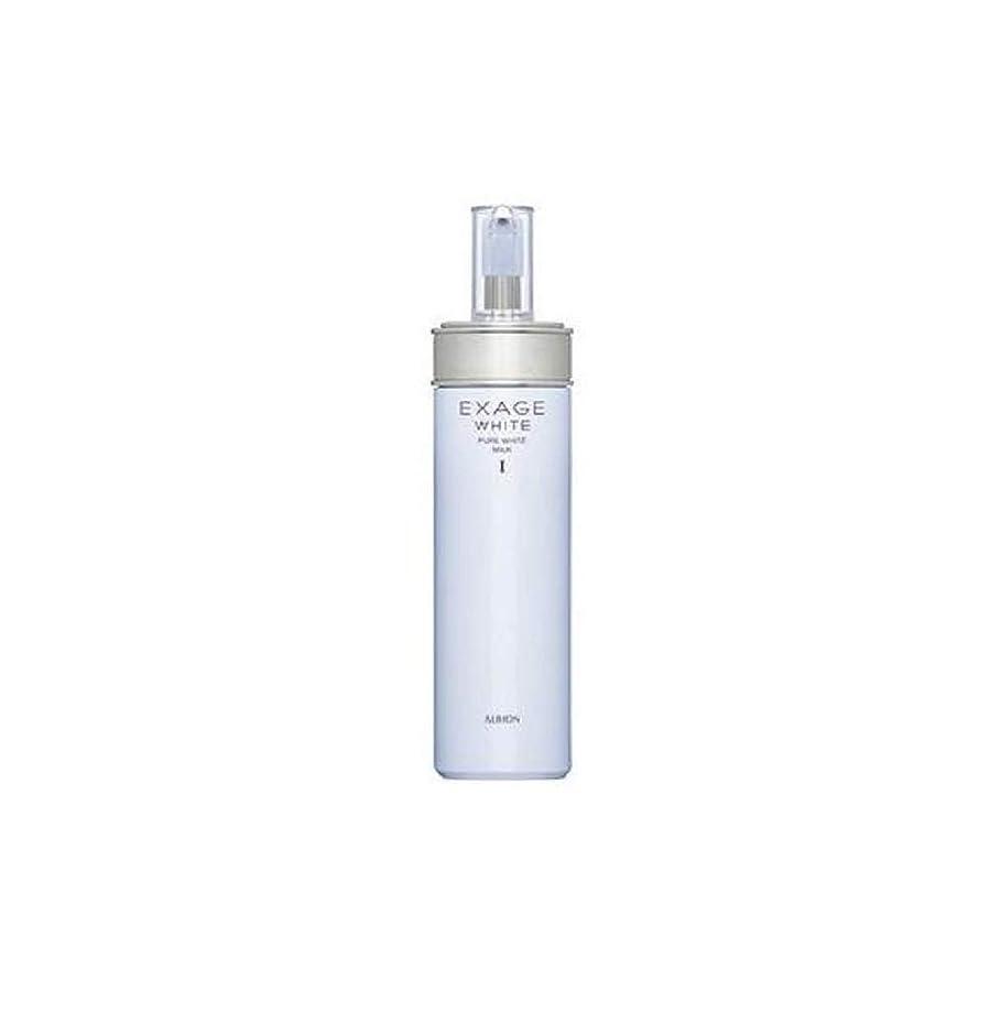 三角形地殻ギャザーALBION(アルビオン) エクサージュホワイト ピュアホワイト ミルク I 200g [ 乳液 ]