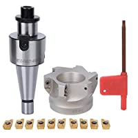 CNCフライス盤用CNCフライス盤、高靭性、高剛性、高酸化防止コレットチャックホルダー、CNCフライス盤用(#2)