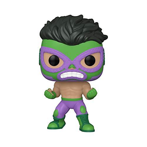 Funko POP Marvel: Luchadores-Hulk Giocatollo, Multicolore, 53870
