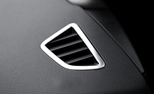 für 2er Active Gran Tourer F45 F46 15-19 Interieur A/C Gitter Dekor ABS Kunststoff Matt