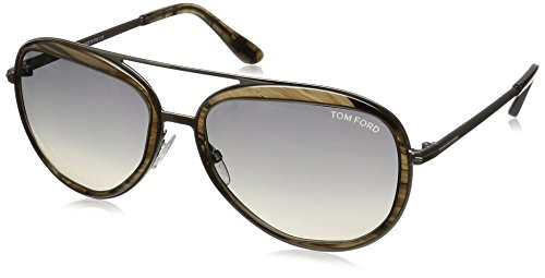 Tom Ford zonnebril FT0468_50B (58 mm) Marrón, 58