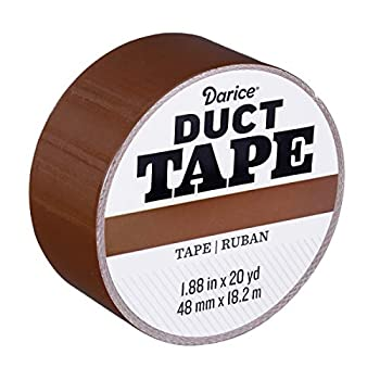 Darice Roll  Mud Puddle 1.88 Inches x 20 Yards Duct Tape