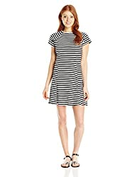 Papercrane, Stitch Fix. Spring fashion, casual dress, stripes