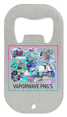 Vaporwave PNG Jpeg Abrebotellas