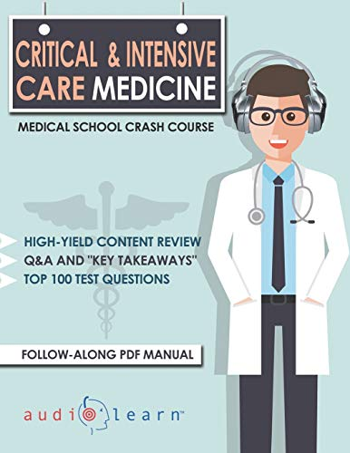 Critical and Intensive Care Medicine - Medical School Crash Course