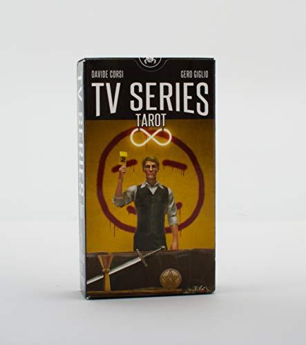 TV series tarot. Ediz. italiana, inglese, francese, spagnola e portoghese. Con Carte