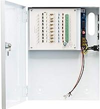 PWU0912W10 DOSS 9 Way 13.8Vdc 10A Power Supply with UPS PFC Surge Protection Universal Ac Input Range: 96-264Vac, Short Ci...