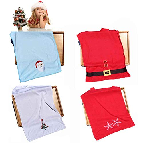 Toalla De Navidad Toalla Multifuncional De Microfibra Toalla De Secado Rápido Regalo De Navidad Artículos Para El Hogar