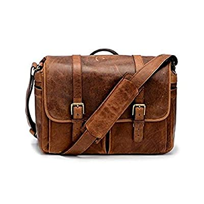 Brixton Camera / Laptop Messenger Bag
