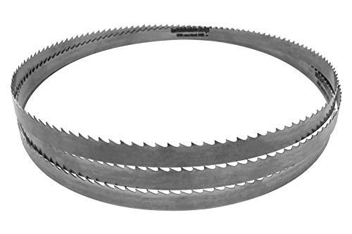 PAULIMOT Sägeband aus Uddeholm-Stahl für MJ14, 2560 x 15 x 0,5 mm, 4 Zpz