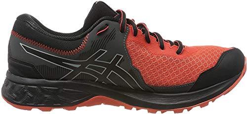 Asics Gel-Sonoma 4 G-TX 1011a210-600, Zapatillas de Entrenamiento para Hombre, Negro (Black 1011a210/600), 44 1/2 EU