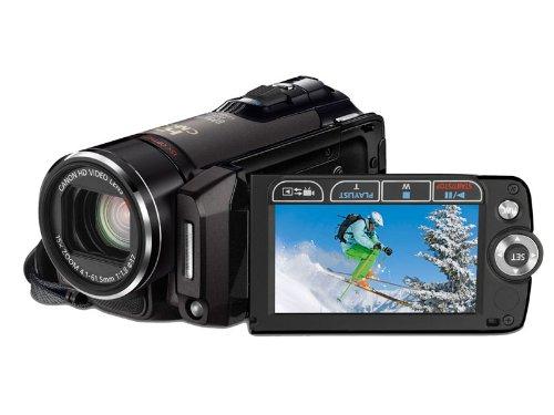 Canon LEGRIA HF20 HD-Camcorder (SDHC/SD-Card, 32GB interner Speicher, 15-fach opt. Zoom, Bildstabilisator)