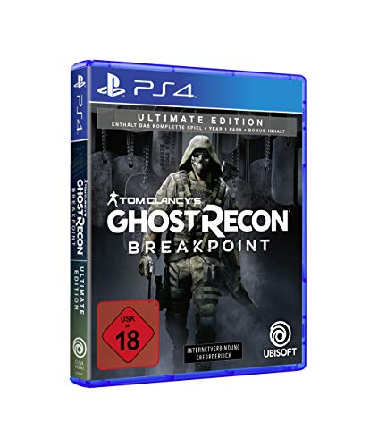 Tom Clancy's Ghost Recon Breakpoint - Ultimate Edition | Uncut - [PlayStation 4]