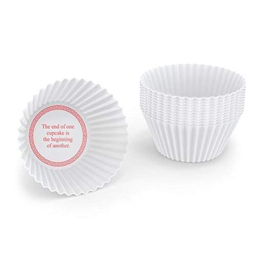 Fred FORTUNE CAKES Baking Cups