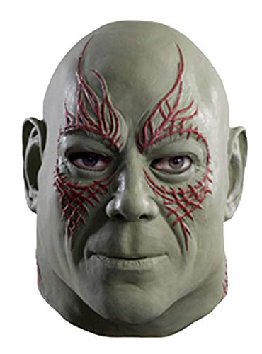 Rubie's Costume Co Guardians of The Galaxy Drax Costume, GOTG Vol. 2, Overhead Mask