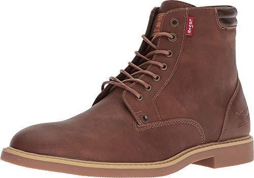 Levi's Mens Windham UL Fashion Casual Hiker Boot, Dark Tan, 7 M