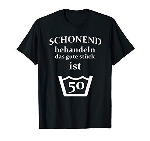 50 Geburtstag 50 Jahre T-Shirt Männer & Frauen Geschenk